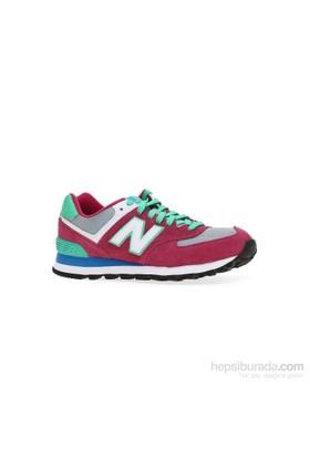New Balance Kadın Spor Ayakkabı Wl574cpv