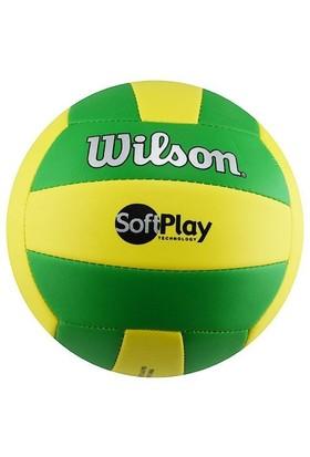 Wilson 3501X Softplay Dikişli 5 No Voleybol Topu