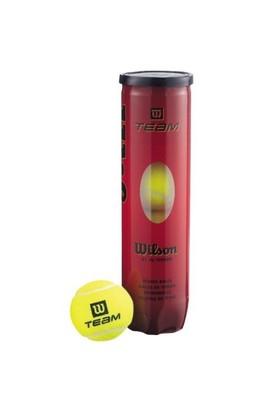 Wilson Tenis Topu 4lü TEAM W PRACTICE ( WRT111900 )
