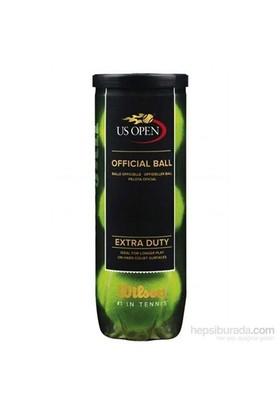 Wilson Tenis Topu 3'lü US OPEN XD ( WRT106200 )