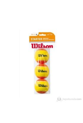 Wilson Starter Jr.3'lü Çocuk Tenis Topu ( WRT137300 )