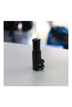 Tranz - X Gidon Boğazı Yükseltme Adaptörü 75Mm Siyah