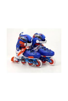 Vardem Mavi Pro Slalom Paten (36-39 Numara) Ayarlanabilir