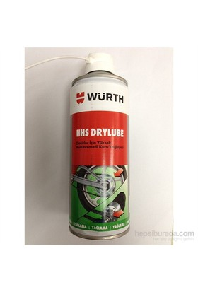 Wurth Dry Lube Kuru Zincir Yağı