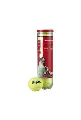 Wilson Tenis Topu 4'lü Champ Xd ( WRT110000 )