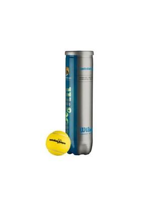 Wilson Avustralya Open (Tüm Zeminler) ITF Onaylı* 4'lü Tenis Topu T-1130