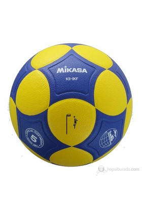 Mikasa K5-Ikf Sentetik Korfball Topu No:5
