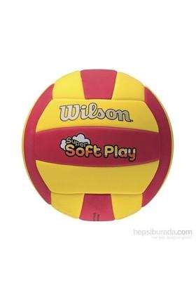 Wilson Voleybol Topu Super Soft Play (WTH3509XB)