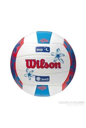 Wilson Voleybol Topu Avp Hawaii Kırmızı/Mavi (WTH4825XBRDBL05)