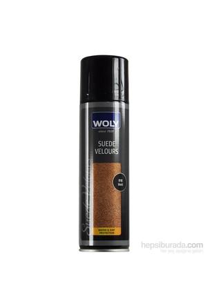 Woly W1524 Süet Nubuk Siyah Ayakkabı Spreyi