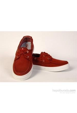 Gaudi 412 Bordo Ayakkabı
