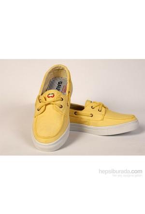 Gaudi 406 Sarı Ayakkabı