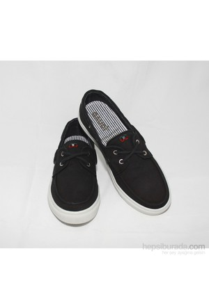 Gaudi 207 Siyah Ayakkabı
