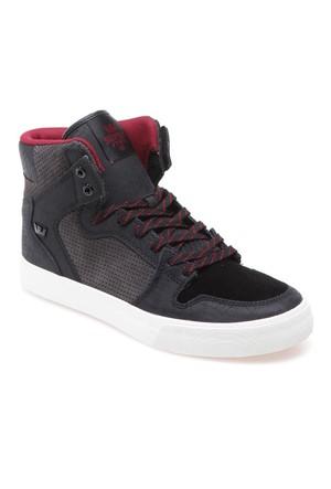 Supra Vaider S28243 Erkek Ayakkabı Black Royal