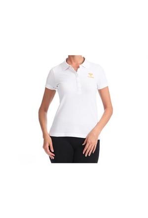 Hummel Woman Ss Polo Ss16 Kadın Polo T-Shirt T09009-9001