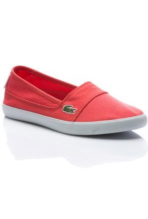 Lacoste Marice Res Kadın Kırmızı Spor Ayakkabı (Spw1021-Rr1)