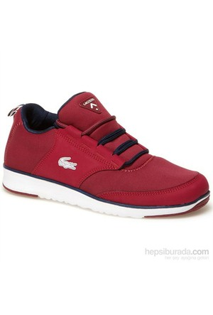 Lacoste L.Ight Trc Kadın Kırmızı Spor Ayakkabı (Spw0006-Db4)
