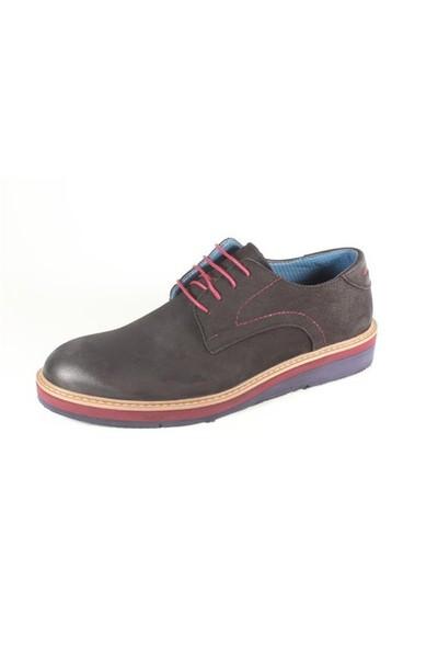 Wimbledon 230-230 Siyah Erkek Ayakkabı