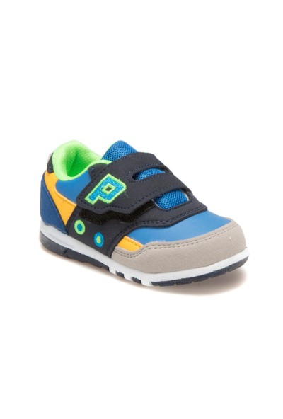 Yellow Kids Pablo Mavi Lacivert Erkek Çocuk Ayakkabı
