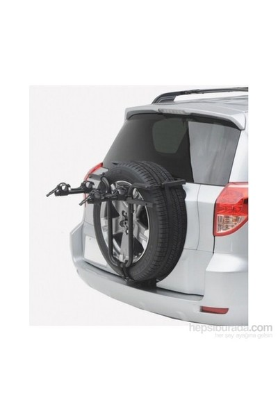 Buzzrack Beetle 4X4 Bisiklet Taşıyıcı Arka İstepne Üzeri Montaj, Sağ Ya Da Sol