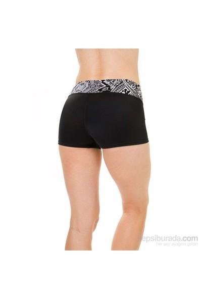 Onzie Yoga Şort (Bikini Alt) Black Short / Bandana Band Ml