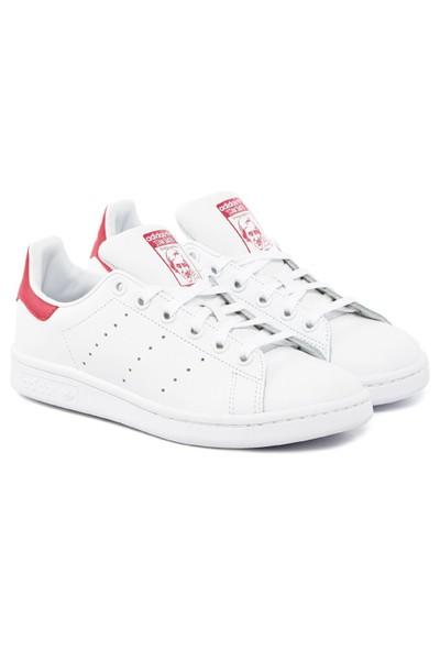 Adidas Beyaz Kadın Ayakkabısı B32703 Stan Smith J