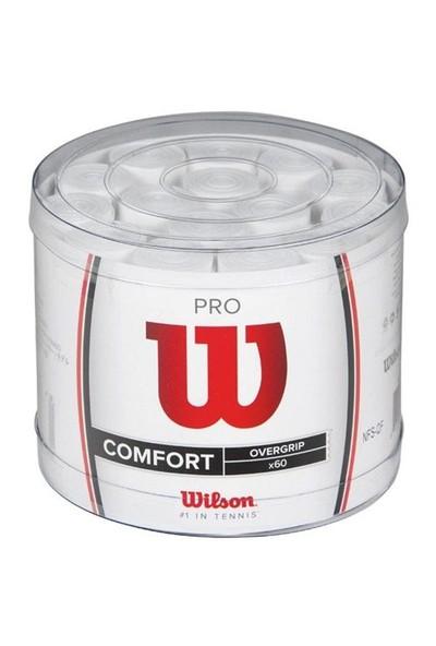 Wilson Tenis Gribi Pro Over Grip Whıte 60' Lı ( WRZ4024WH )
