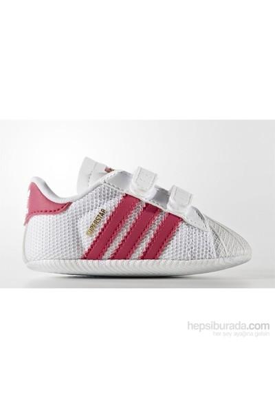 Adidas S79917 Superstar Bebek Ayakkabı Patik