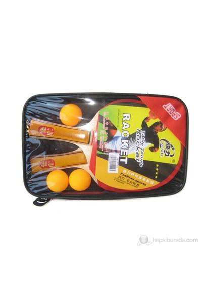 Proform Kuaili Masa Tenisi Raketi Seti Çantalı (2 Raket + 3 Top)