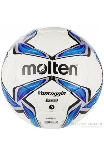 Molten Beyaz Futbol Topu F5V3750 Mac Topu Fifa Quality Parlak Pu Deri