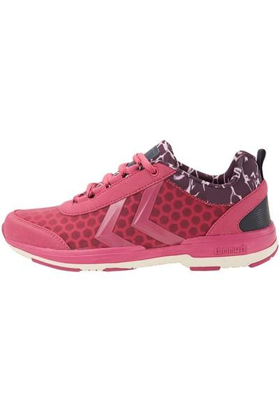 Hummel Trainstar Kadın Pembe Spor Ayakkabı (60183-3502)