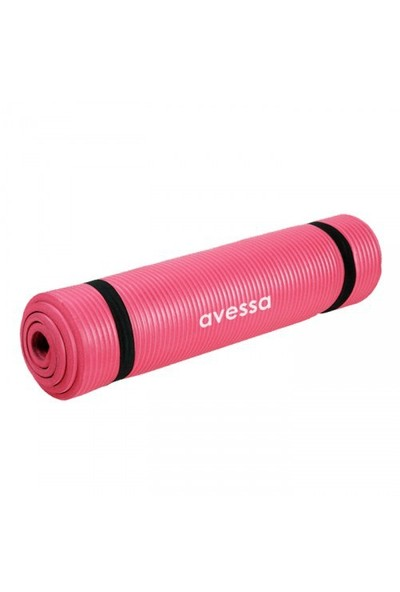 Avessa 10 Mm Yoga Mat & Pilates Minderi