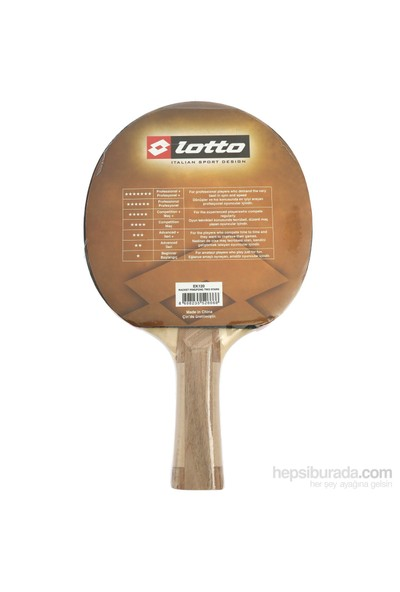 Lotto Masa Tenisi Raketi
