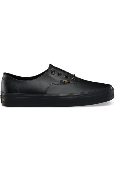 Vans Authentic Gore Unisex Siyah Kaykay Ayakkabısı (Vzskı3p)
