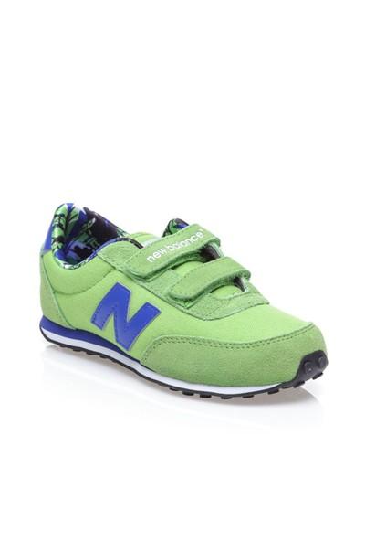 New Balance 410 Graffiti Çocuk Spor Ayakkabı Yeşil Ke410tnı