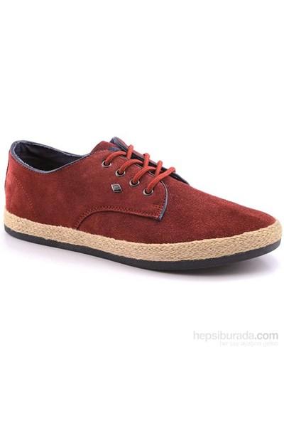 Lotto Watfort Erkek Kırmızı Spor Ayakkabı (Q5803)