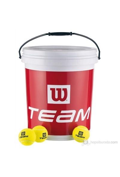 Wilson Team W 72'li Kova Antreman Tenis Topu (WRT131200)
