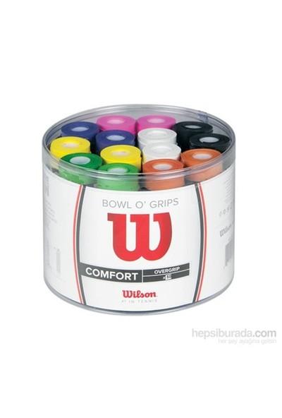 Wilson Bowl Overgrip 50'li Karışık Renkler ( WRZ404300 )