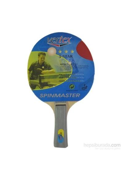 Vertex Spinmaster Ittf Onaylı Masa Tenisi Raketi