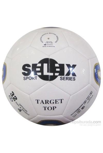 Selex Target Dikişli 4 No Futbol Topu