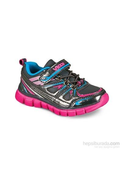 Vicco Cırtlı Spor Ayakkabı Füme