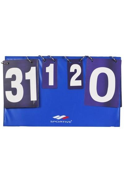 Sportive Scoreboard