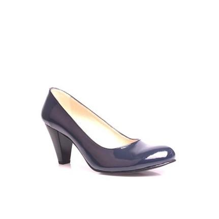 Loggalin 375101 031 420 Lacivert Kadın Günlük Ayakkabı
