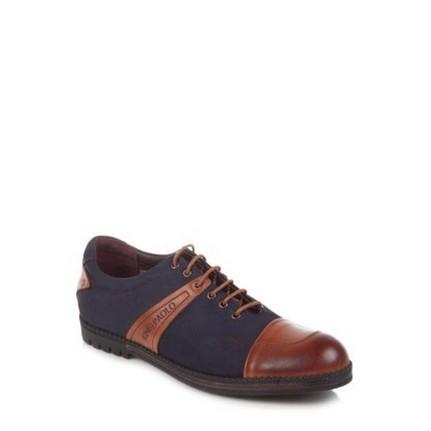 King Paolo Erkek Günlük Deri Ayakkabı F7891