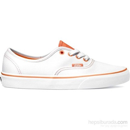 Vans (VZUKFC8) Authnetic Krem Kadın Ayakkabısı