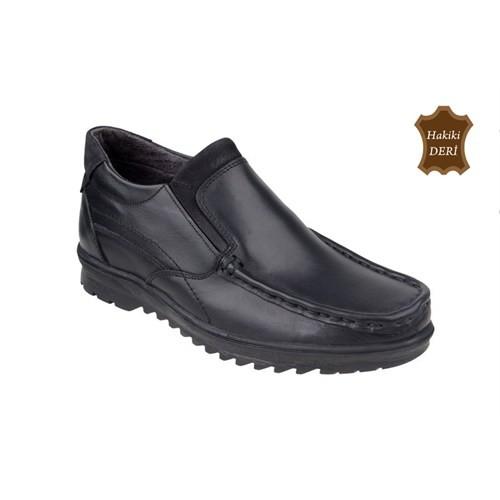 Wolfland 4009 32 Siyah Günlük Erkek Ayakkabı