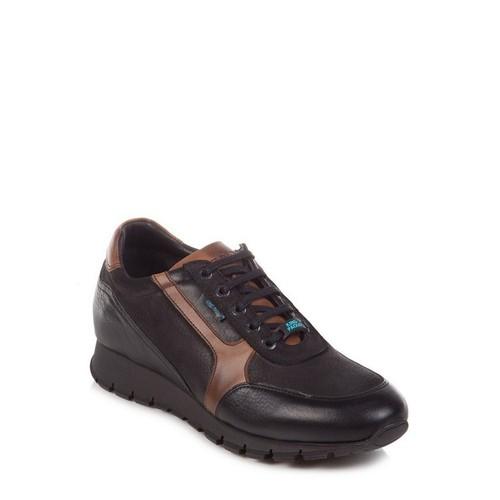 King Paolo H8124 Erkek Casual Deri Erkek Ayakkabı