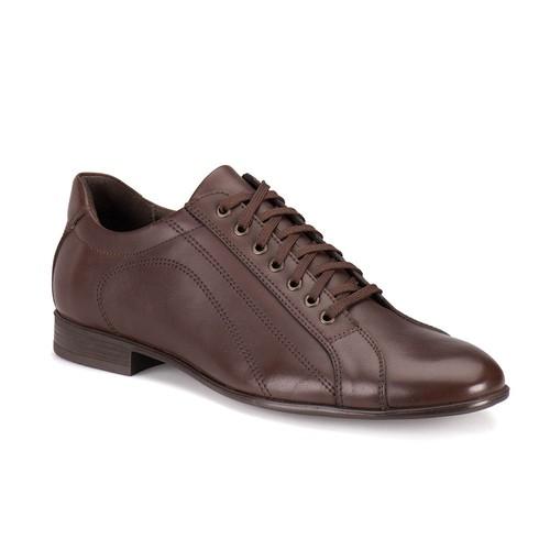 Oxide 88 M 1453 Kahverengi Erkek Deri Ayakkabı