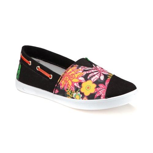 Carmens U1300 Siyah Kadın Sneaker
