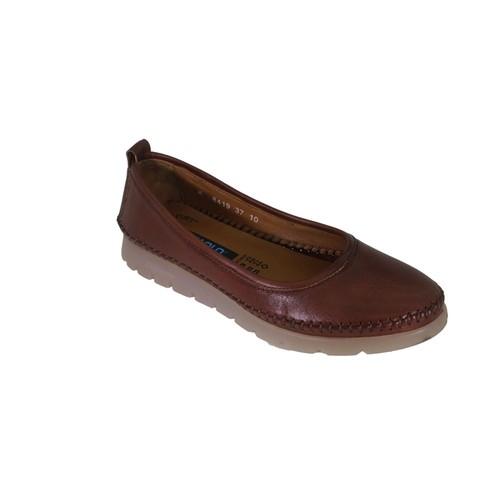 King Paolo K8419 Kadın Deri Günlük Casual Ayakkabı